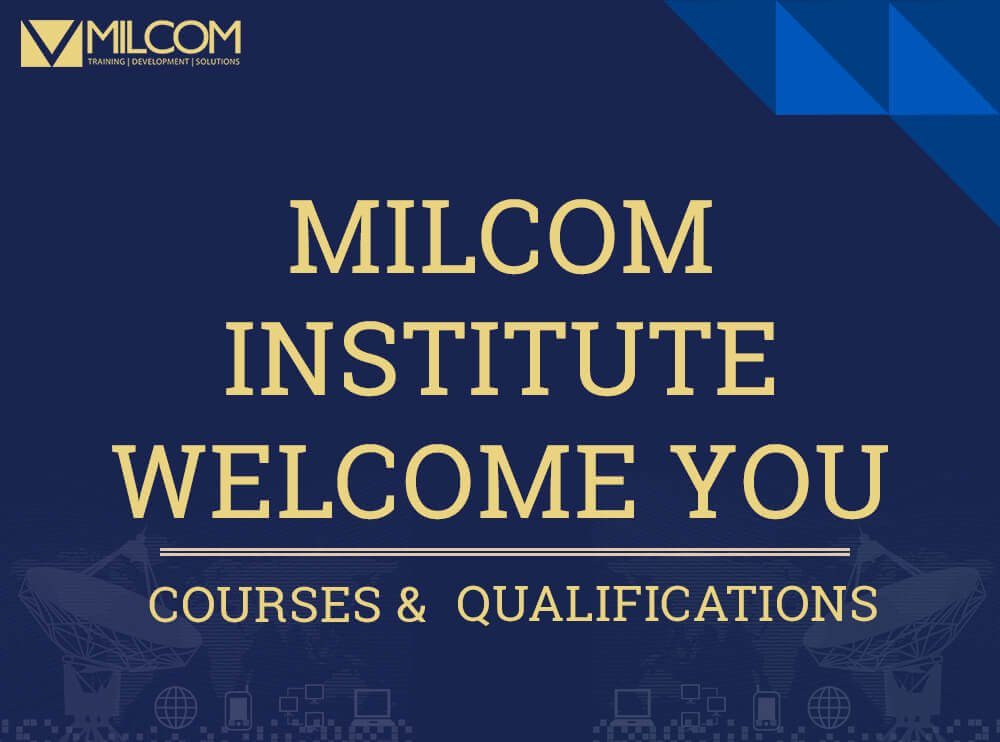 Professional training & learning-with-milcom : Milcom